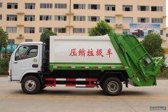 <b>压缩式垃圾车具备什么优点和特性</b>