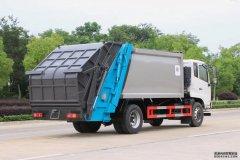 <b>压缩垃圾车:选用机电工程液一体化技术性</b>