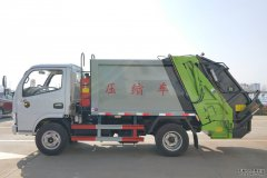 <b> 压缩式垃圾车各组织的工作中均有全自动和手动</b>