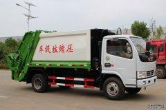 <b>拉臂式垃圾车相较为缩小垃圾车不具有垃圾缩小</b>