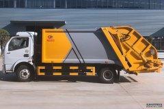 <b>介绍一下缩小式垃圾车,也叫压缩式垃圾车,它</b>