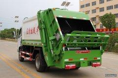 <b>压缩式垃圾车各类型价格</b>