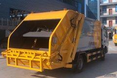 <b>大中型垃圾车(压缩式垃圾车)是七档或八档箱</b>