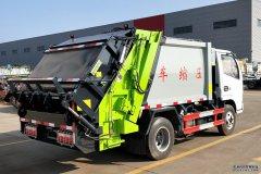 <b>勾臂压缩垃圾车留意维护保养能够 增加使用期</b>