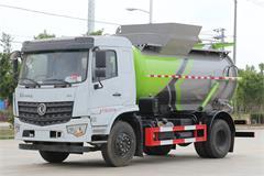 东风专底8吨餐厨垃圾车价格_配置_图片_厂家