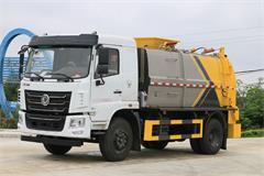 东风华神8吨餐厨专用垃圾车厂家直供,价格优惠