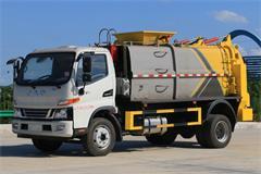 江淮5吨厨余垃圾专用车多少钱,厨余垃圾车厂家直
