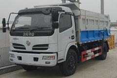 东风5吨对接垃圾车价格_视频_图片_配置_厂家