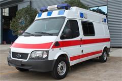 福特全顺长轴监护型救护车价格_图片_配置_厂家