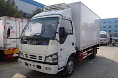 五十铃600P冷藏车(4.1米)价格_图片_配置_厂家