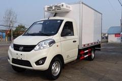 福田伽途小型冷藏车(厢长2.8米)价格_图片_配置