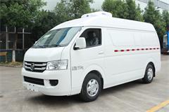 福田G7面包微型冷藏车价格_配置_图片_厂家