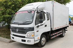 福田欧马可排半冷藏车(厢长3.6米)价格_图片_配置