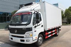 欧马可宽体4.2米冷藏车价格_图片_配置_厂家