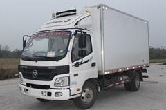 欧马可窄体4.2米冷藏车价格_图片_配置_厂家