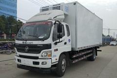 欧马可5.8米排半冷藏车价格_图片_配置_生产厂家