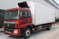 福田欧马可7.6米冷藏车价格_图片_配置_厂家