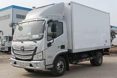 新款福田欧马可4.2米冷藏车价格_图片_配置_上蓝