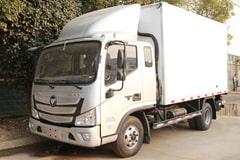 福田欧马可3.7米排半冷藏车价格_图片_配置_厂家