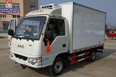 江淮3.1米小型冷藏车价格_图片_配置_厂家_上蓝牌