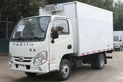 跃进3.2米微型冷藏车价格_图片_配置_厂家_上蓝牌