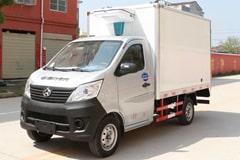 长安2.7米微型冷藏车价格_图片_配置_厂家