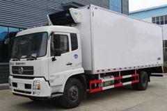 东风天锦7.4米冷藏车价格_图片_配置_厂家