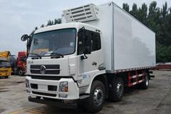 东风天锦7.7/8.6米冷藏车价格_图片_配置_厂家