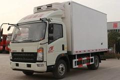 重汽豪沃4.2米冷藏车价格_图片_配置