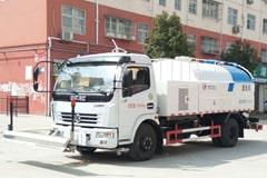东风5吨路面高压清洗车价格_视频_图片_配置_厂家