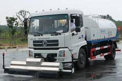 东风8吨路面高压清洗车价格_视频_图片_配置_厂家