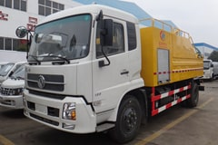 东风8吨高压清洗车价格_图片_配置_厂家