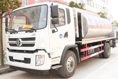 陕汽12吨沥青洒布车价格_视频_图片_配置_厂家