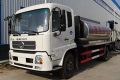 东风10吨沥青洒布车价格_视频_图片_配置_厂家