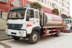 重汽12吨沥青洒布车价格_视频_图片_配置_厂家