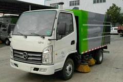 凯马2吨小型扫路车价格_视频_图片_配置_厂家