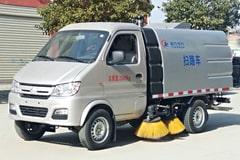 长安2吨小型扫路车价格|图片