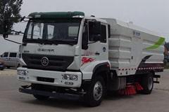 重汽8吨扫路车价格_视频_图片_配置_生产厂家