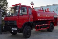 [高清]东风10吨消防洒水车图片大全