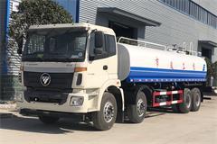 福田25吨大型洒水车价格_视频_图片_配置_厂家