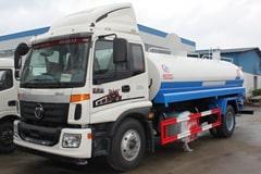 福田欧马可12吨洒水车价格_视频_图片_厂家