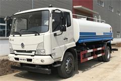 新款东风天锦12吨洒水车价格_视频_图片_配置_厂
