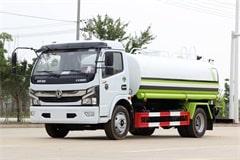 东风8吨公路洒水车价格