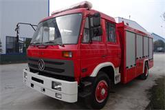 东风8吨水罐消防车价格_图片_配置_厂家