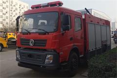 东风专底8吨泡沫消防车价格_图片_配置_厂家