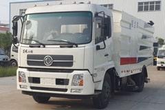 [高清]东风8吨吸尘车图片大全