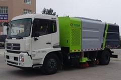 东风天锦8吨干扫车价格|图片