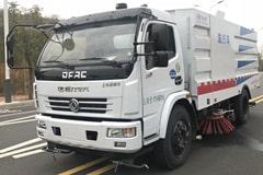 东风5吨洗扫车价格_视频_图片_配置_厂家