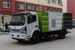 国六5吨洗扫车价格_视频_图片_配置_厂家