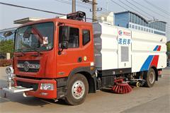 8吨洗扫车价格_视频_图片_配置_厂家